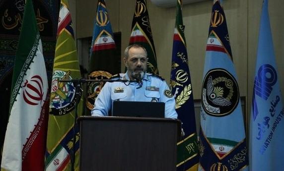 شهید ستاری پدافند نیروی هوایی را ارتقا بخشید