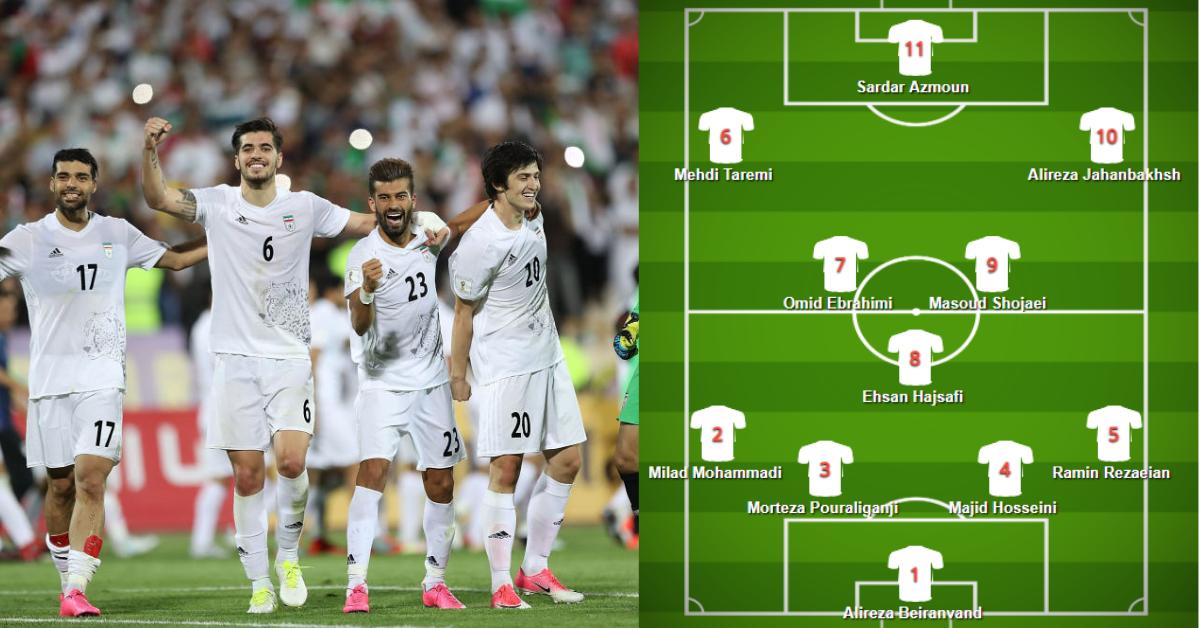 تغییرات بزرگ در ترکیب تیم ملی فوتبال ایران