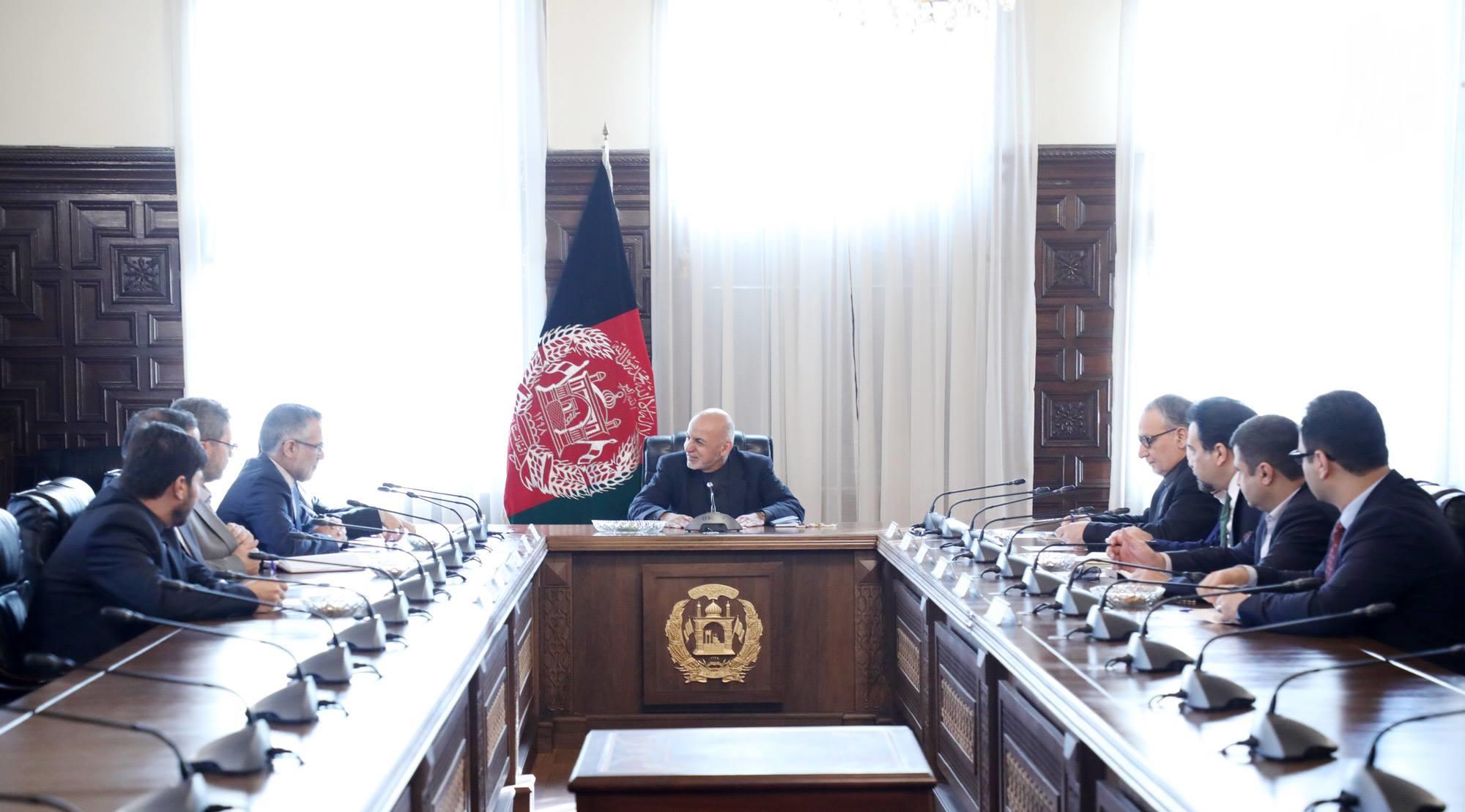 تاکید «عراقچی» بر اصل رهبری و مالکیت دولت افغانستان در پروسه صلح