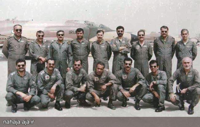 یادی از شهید یاسینی عقاب تیزپرواز نیروی هوایی ارتش