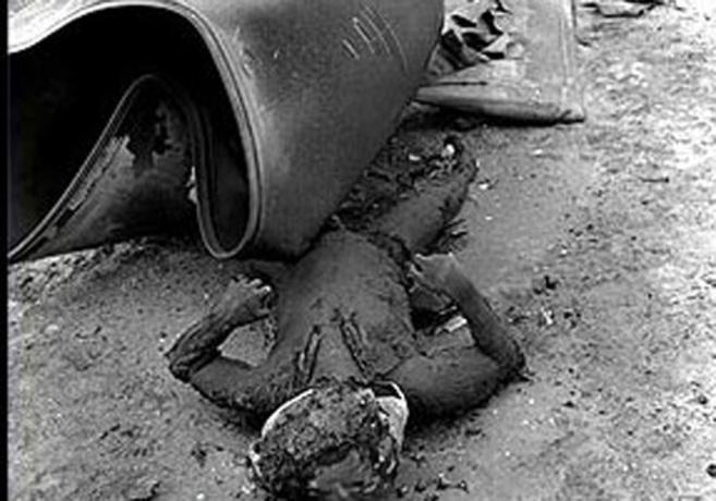مجری عملیات طبس مُرد