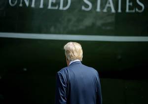 نیویورک تایمز: آمریکا تاکنون رئیسجمهوری نامناسبتر از ترامپ نداشته است