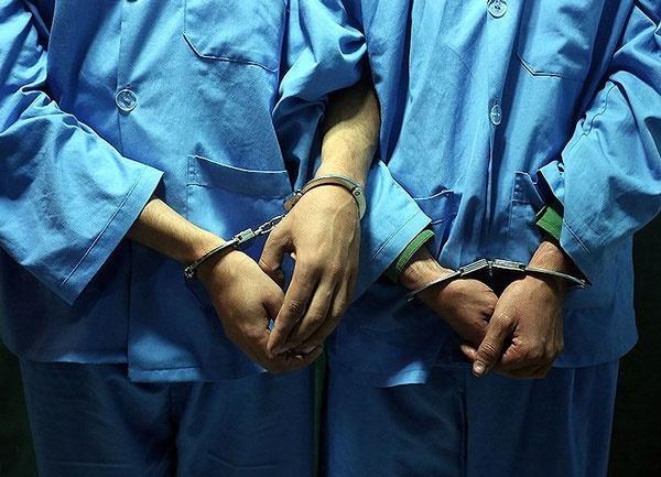 سارقان انباری مجتمعهای آپارتمانی شهرستان کرج دستگیر شدند