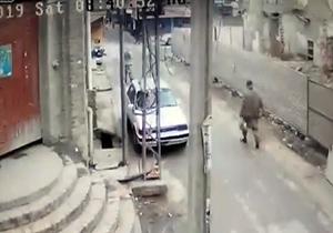 انفجار خودروی بمب گذاری شده در پاکستان + فیلم