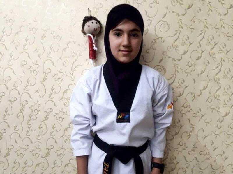حیات دوباره سه بیمار با اهدای عضو دختر تکواندوکار شیرازی