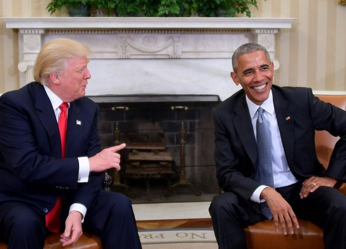 سیاست ترامپ ادامه همان سیاست اوباما است