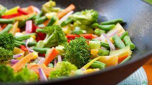 مزایا و مضرات رژیم خام گیاهخواری