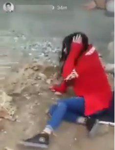 بازداشت پسری که لحظات کتک زدن دختر تهرانی را از اینستاگرام پخش کرد +عکس