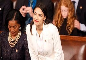 جوانترین زن کنگره آمریکا: بدون تردید ترامپ یک نژادپرست است