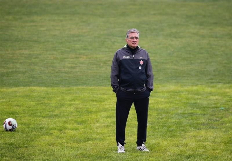 برانکو: لیست بازیکنانمان برای نیم فصل دوم مشخص شد/ هدفمان جنگیدن برای قهرمانی های بیشتر است