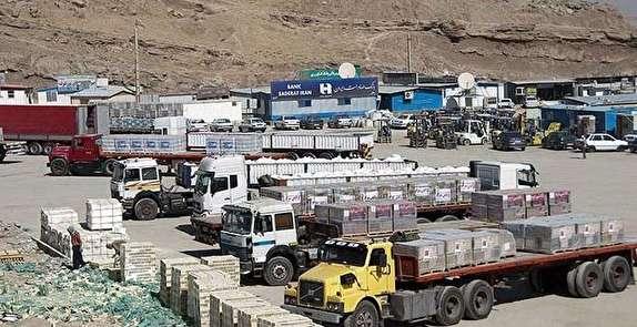 باشگاه خبرنگاران - پیش بینی افزایش ۱۰ درصدی صادرات کالا از مرز مهران به عراق