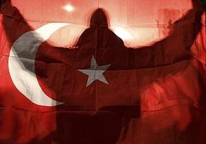 خودسوزی مردی در مقابل کنسولگری ترکیه در روتردام هلند