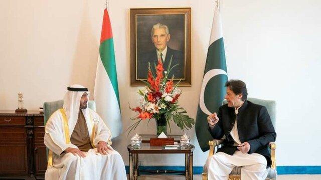 گفتگوی مقامات پاکستان و امارات درباره روند صلح افغانستان