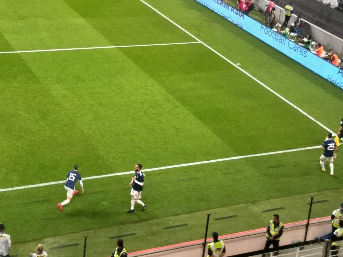 گزارش لحظه به لحظه/ تیم ملی فوتبال ایران ۳ - یمن صفر + تصاویر و حاشیهها