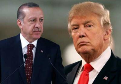 اردوغان: ترامپ با خروج از سوریه تصمیم درستی گرفت