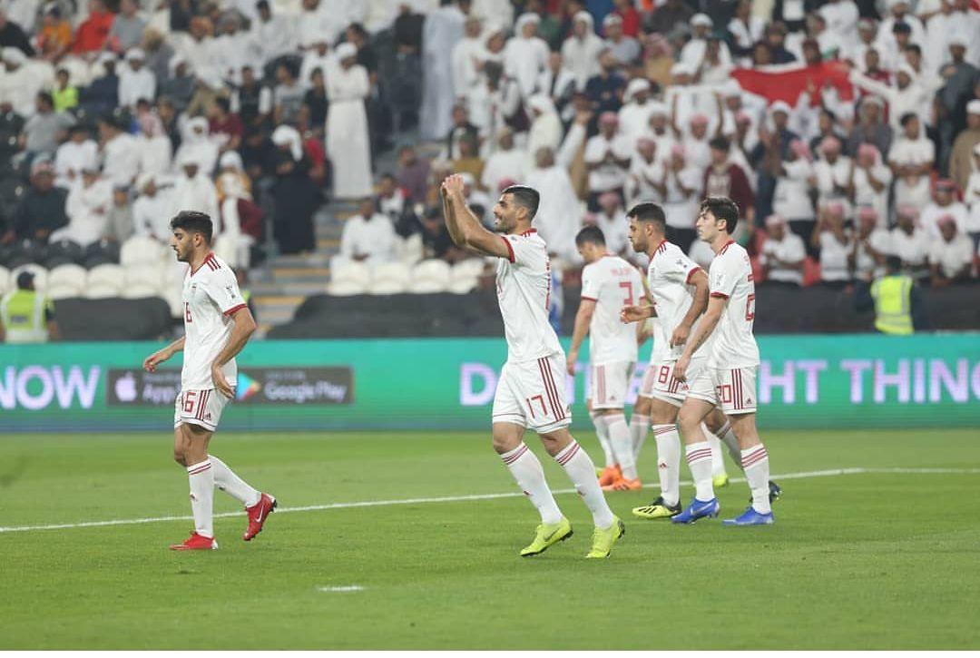شب خاطره انگیز ورزشگاه محمد بن زاید با مشارکت ۵ هزار ایرانی