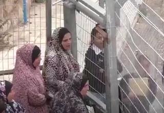 اقدام غیر انسانی صیونیستها با دانش آموزان فلسطینی+ فیلم