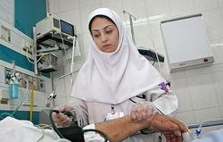 هزار و ۸۰۰ پرستار دراستان زنجان به بیماران خدمات ارائه میکنند