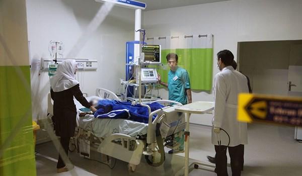 تیم پزشکی موسسهی خیریه «محکم» وارد ایلام شد