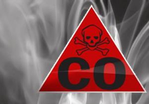 مونوکسید کربن سه نفر را مسموم کرد