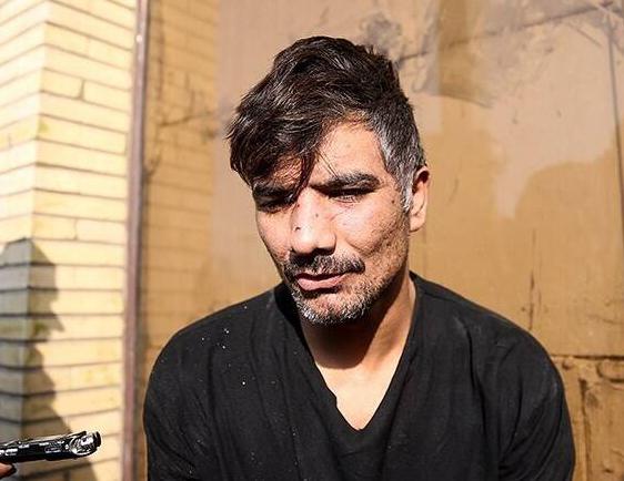 اعترافات تکاندهنده خطرناکترین سارق پایتخت در آگاهی شاپور/
