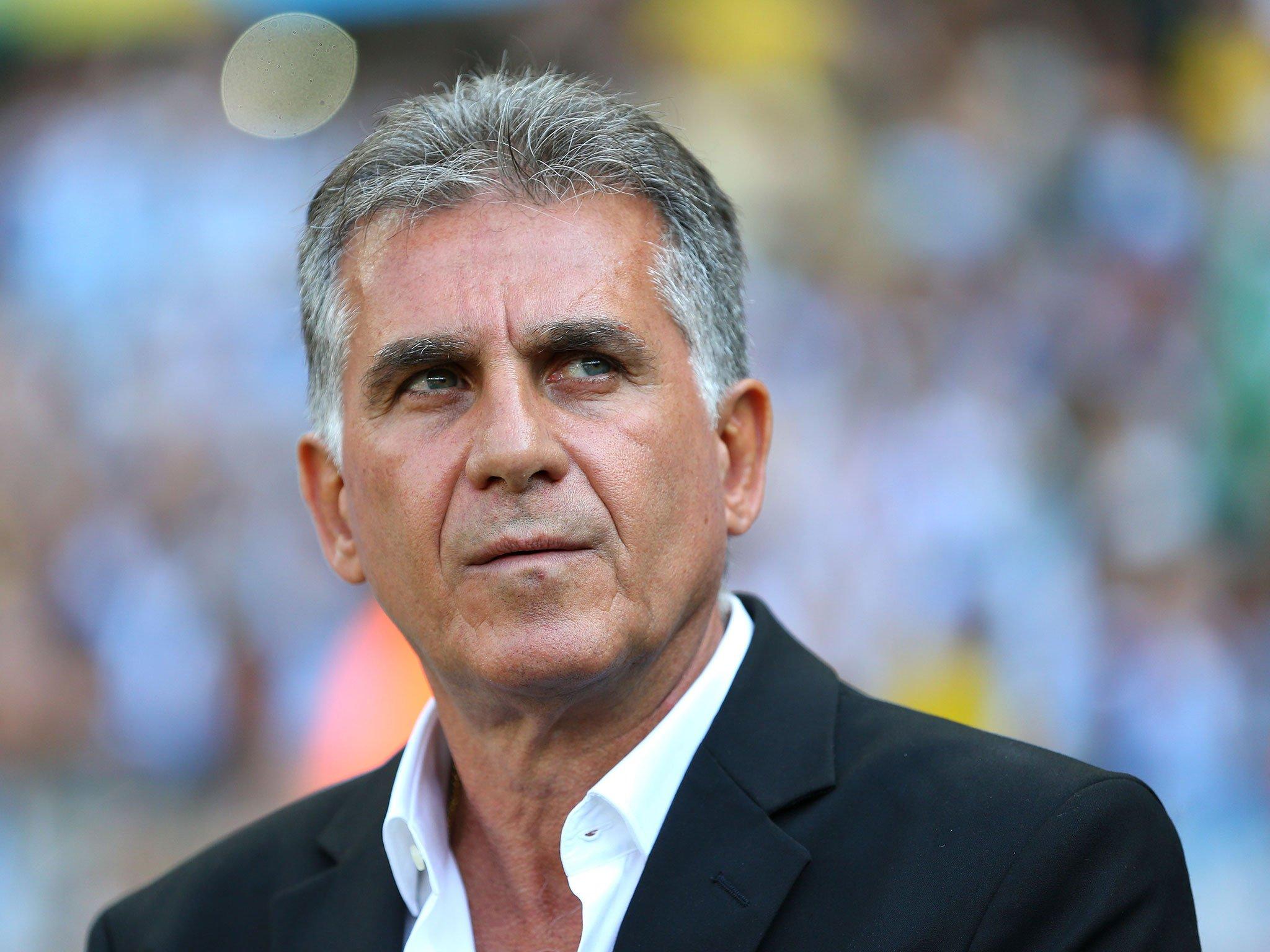 کی روش پس از پایان جام ملتهای آسیا، سرمربی کلمبیا خواهد شد