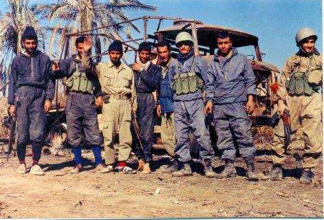 فرزندان دیار میرزا، فاتح بوارین در عملیات کربلای ۵ + تصاویر