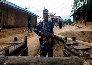 سازمان،نفر،ملل،خواستار،بودايي،افراطيون،ايالت،سركوب،ارتش،ميانمار
