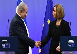 استقبال رژیم صهیونیستی از اقدام ضدایرانی اتحادیه اروپا