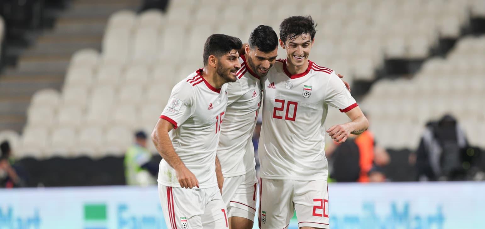 آمار و ارقام در پایان دور اول مرحله گروهی جام ملتهای آسیا///