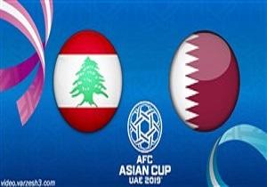 خلاصه بازی قطر و لبنان مورخ ۱۹ دی ۹۷ + فیلم