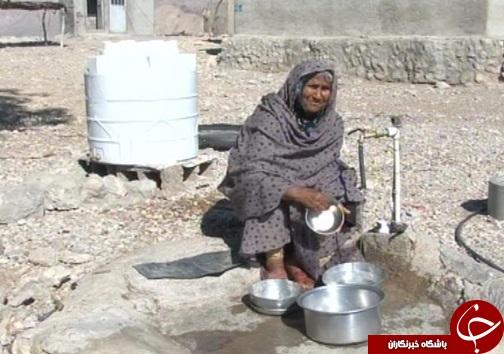 آبرسانی به روستاها زمینه ساز توسعه و عمران