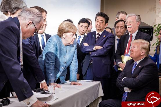 مهمترین رویدادهای سال ۲۰۱۸/ از خروج یکجانبه آمریکا از برجام تا آغاز جنگ تجاری در جهان +تصاویر