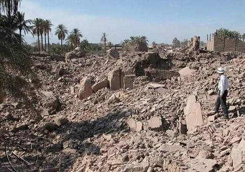 رکورددار زلزله های بالای هفت ریشتر/ 19 هزار کشته در کمتر از یک دقیقه