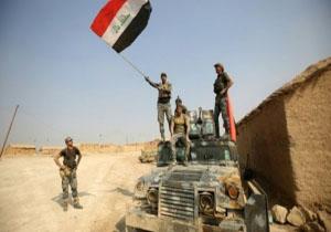 باشگاه خبرنگاران -تشدید تدابیر امنیتی عراق در نوار مرزی این کشور با سوریه