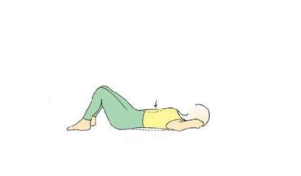 ورزشهای مناسب برای درمان گودی کمر+ تصاویر