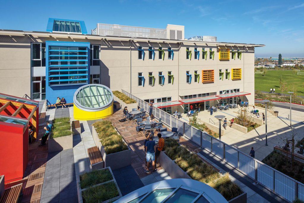 مدارسی با پیشرفتهترین و مدرنترین معماری در دنیا