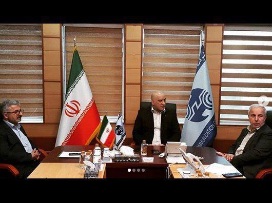 مدیرعامل شرکت مخابرات ایران با جمعی از نمایندگان مجلس شورای اسلامی دیدار کرد