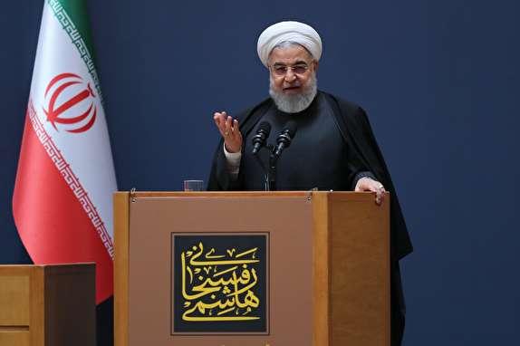 آرزوی هاشمی سربلندی ایران بود