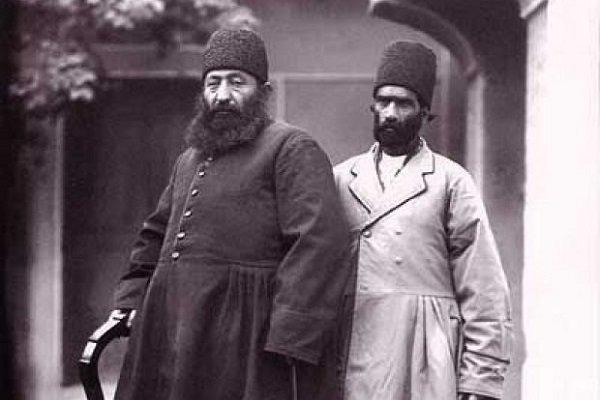 شهادت میرزاتقی خان؛ امضای شاه پای حکم درباریان + عکس