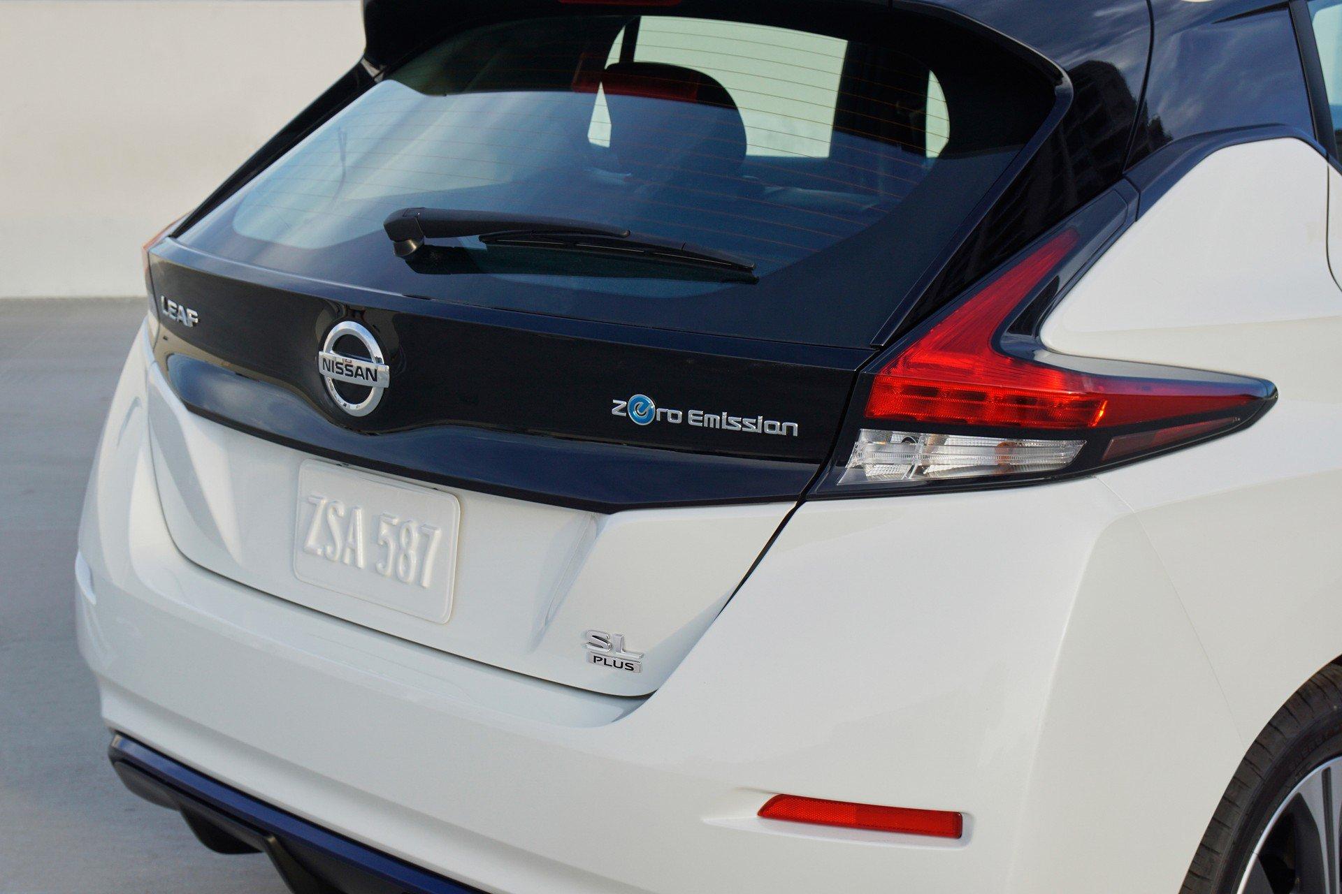 نیسان لیف E+ جدید، 360 کیلومتر تنها با یک شارژ +تصاویر