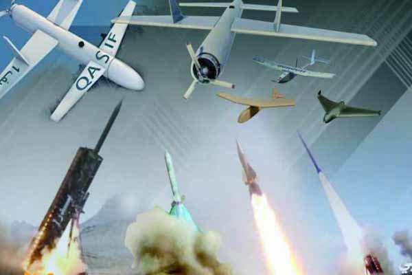 اولین حمله کوبنده پهپادی ۲۰۱۹ یمنیها / قدرت موشکی ارتش و کمیتههای مردمی یمن کابوس متجاوزان!