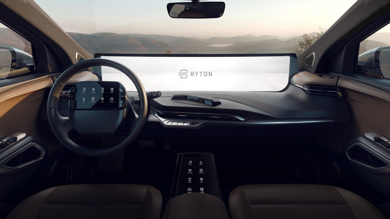 رونمایی از دو خودروی کانسپت توسط شرکت بایتون +تصاویر