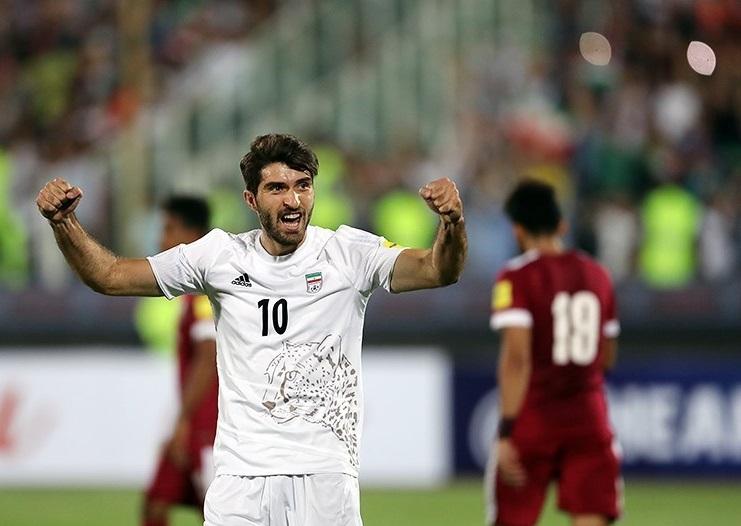 لحظه به لحظه با حواشی جام ملتهای فوتبال آسیا