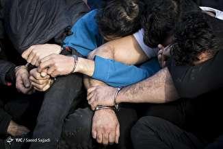 ششمین طرح دستگیری سارقان شهر تهران