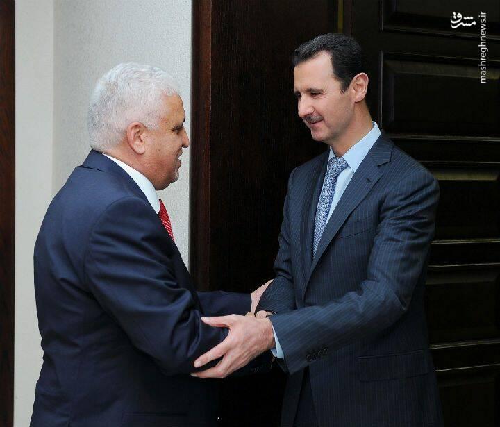 «فالح الفیاض» بعد از سفر محرمانه به تهران چه قولی به بشار اسد داد؟