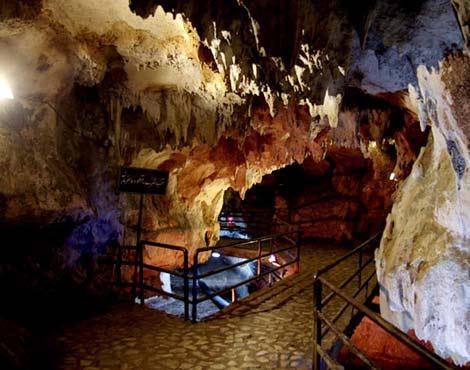 متولی حفظ و نگهداری از بزرگترین غار آبی آسیا کیست؟