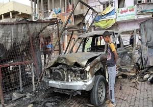 انفجار در استان انبار عراق یک شهید و دهها زخمی بر جای گذاشت