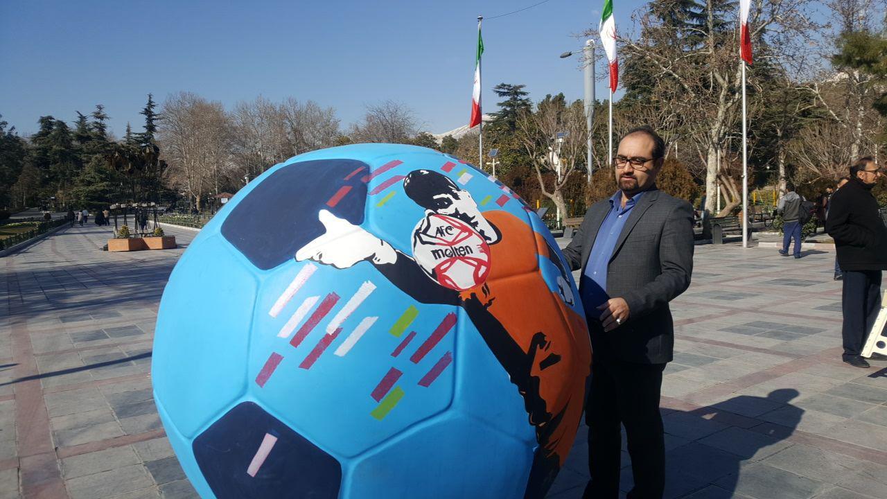 برنامهریزی شهرداری برای پخش مسابقات جام ملتهای آسیا از تلویزیونهای شهری