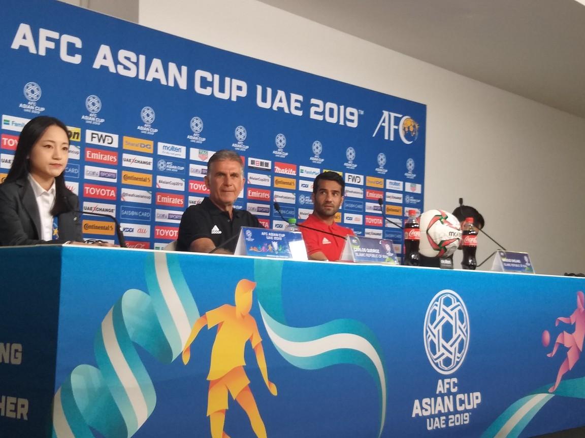 کی روش:مسئولان فدراسیون فوتبال و وزارت ورزش ایران به دنبال طولانی تر شدن حضور من نیستند/برای موفقیت احتیاج به 2 تیم داریم/ویتنام یکی از تیم های مدعی است